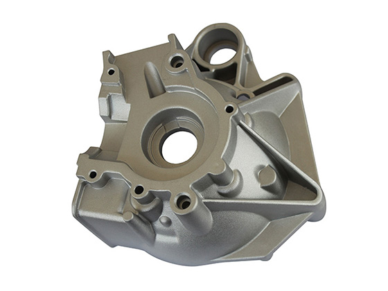 Custom aluminum die cast components service