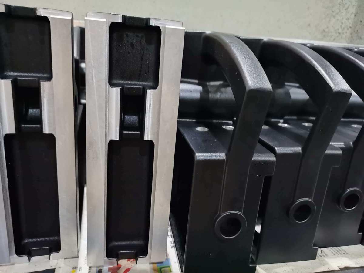 Aluminum Die Cast Mold Accessories