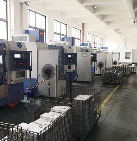 Ningbo GoalSure Machining Factory
