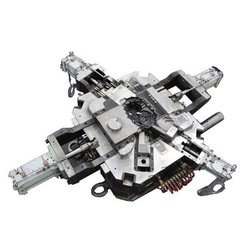 Aluminum die casting auto gearbox housing mold