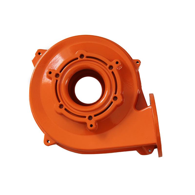 Custom die casting air blower housing
