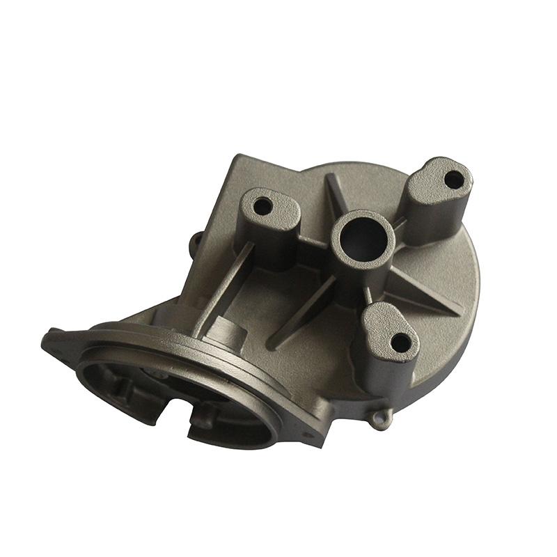 Custom die casting auto water pump cove