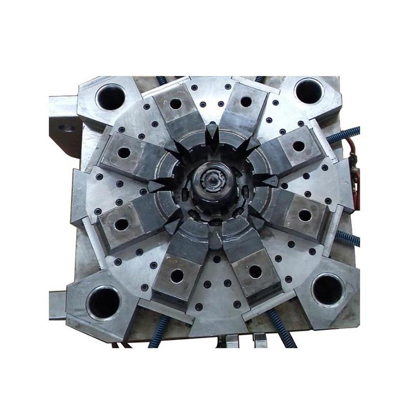 Aluminum die casting auto water pump housing mold