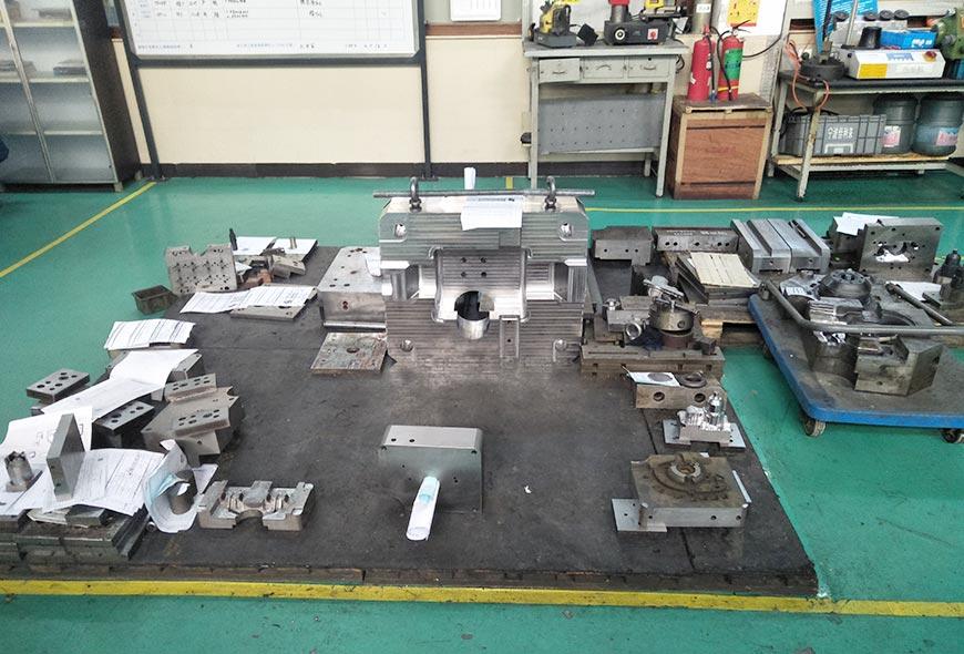 Goal Sure Machining Factory