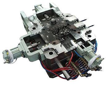 Custom Aluminum die cast mold service